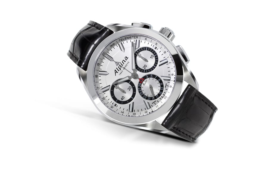 Alpina: Alpiner 4 Flyback Chronograph