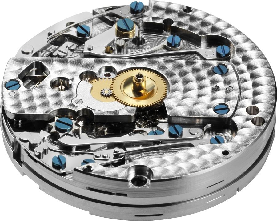 Alpina: Manufakturkaliber AL-760
