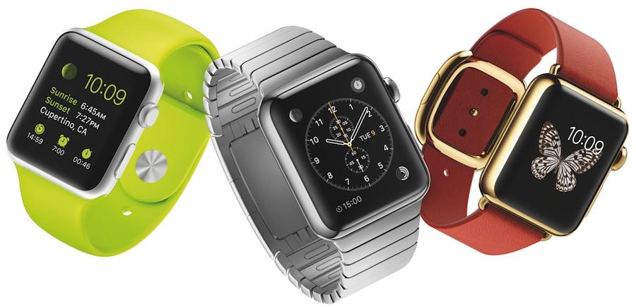 Mit einer von Apple bisher unbekannten Anzahl an Varianten soll die Apple Watch demnächst auf den Markt kommen