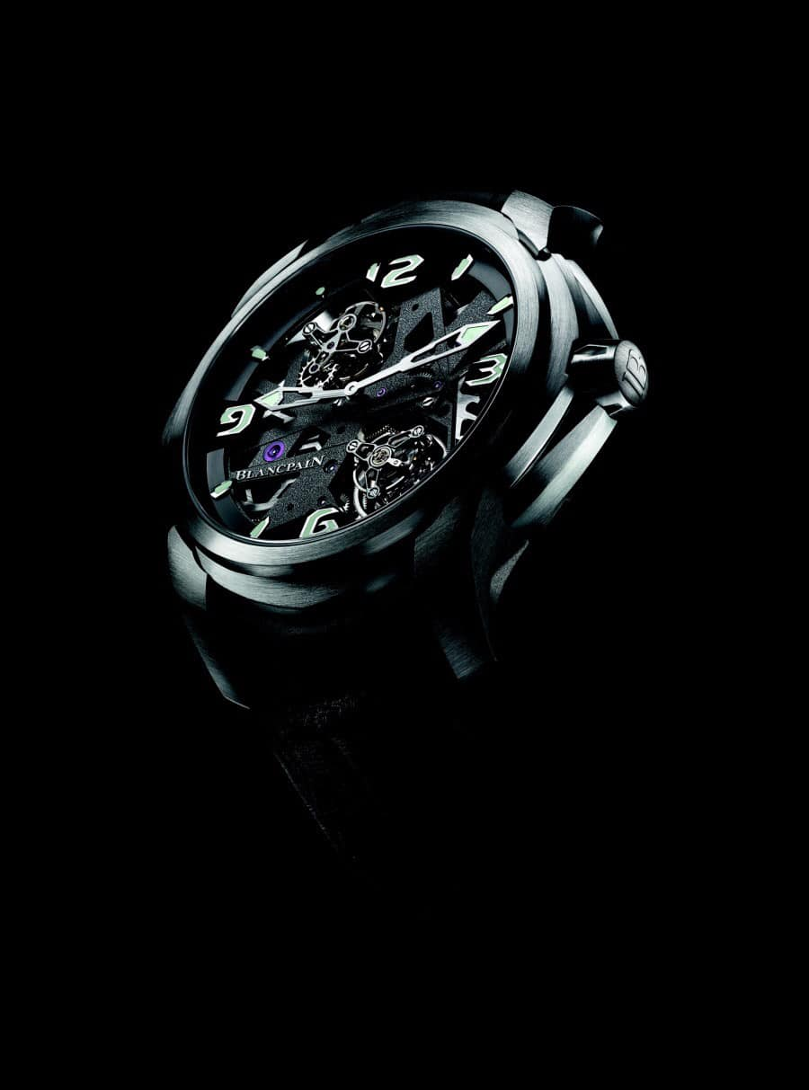 Blancpain L-evolution Tourbillon Karussell