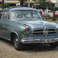 MIt der legendären Isabella zielte Borgward auf die Käuferschaft von Mercedes-Benz.