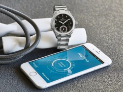 Die Horological Smartwatch von Alpina
