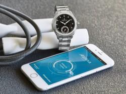 Die Horological Smartwatch von Alpina