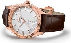 Die Globemaster ist das erste Uhrenmodell, welches ein Master Chronometer Zertifikat besitzt.