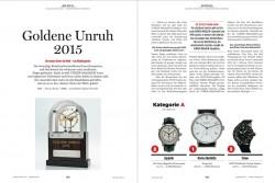 Die Sieger der größten Leserwahl der Welt mit allen Details in dieser UHREN-MAGZIN-Ausgabe.
