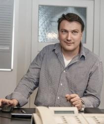 Jürgen Betz ist Inhaber der Borgward Zeitmanufaktur.