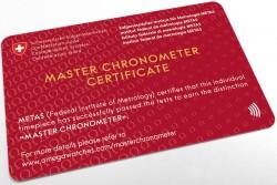 Das meteorologische Institut Metas stellt das Master Chronometer Zertifikat aus.