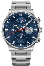 Mido: Commander Chronograph Caliber 60
