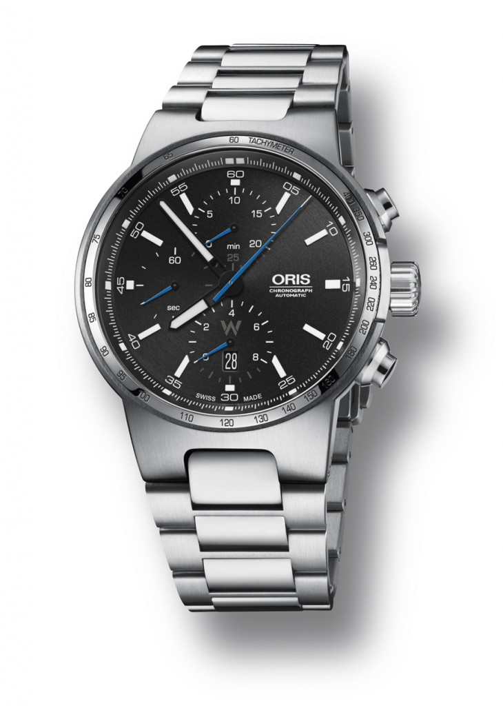 Oris: Williams Chronograph