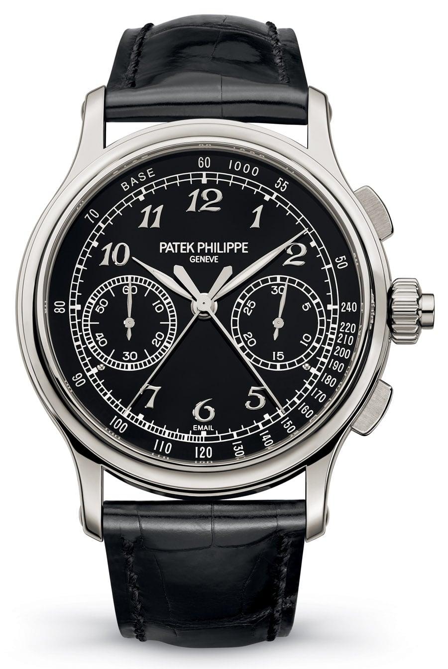 Patek Philippe Schleppzeigerchronograph Ref. 5370