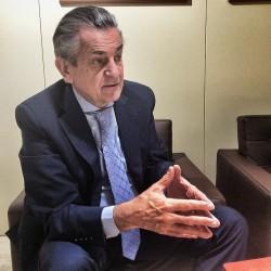 UHREN-MAGAZIN-Chefredakteur Thomas Wanka befragt Stephen Urquhart