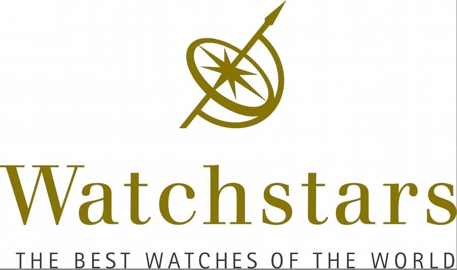 Das Logo des Watchstar Awards, ermittelt von einer internationalen Fachjury.