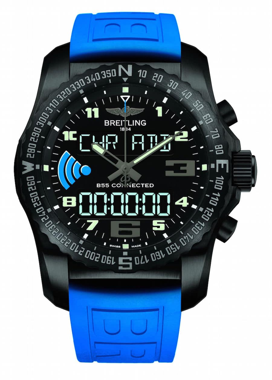 Breitling: B55 Connected
