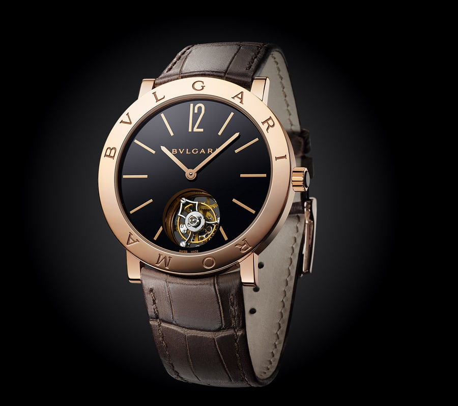 Bulgari: Roma Finissimo Tourbillon