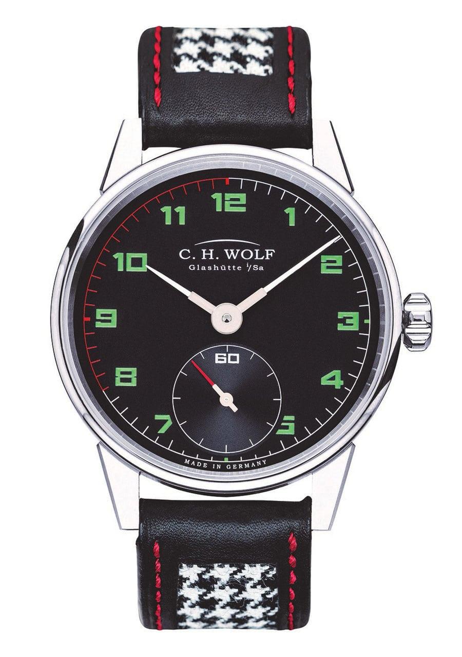 C. H. Wolf: Racing Speed11