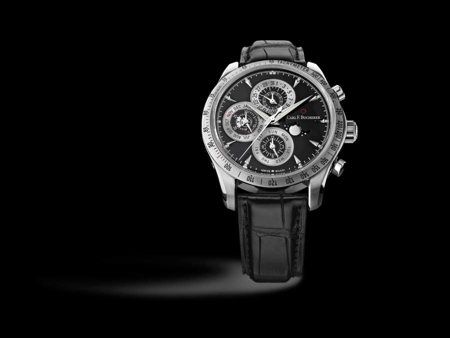 Carl F. Bucherer: Manero ChronoPerpetual OnlyWatch 2015