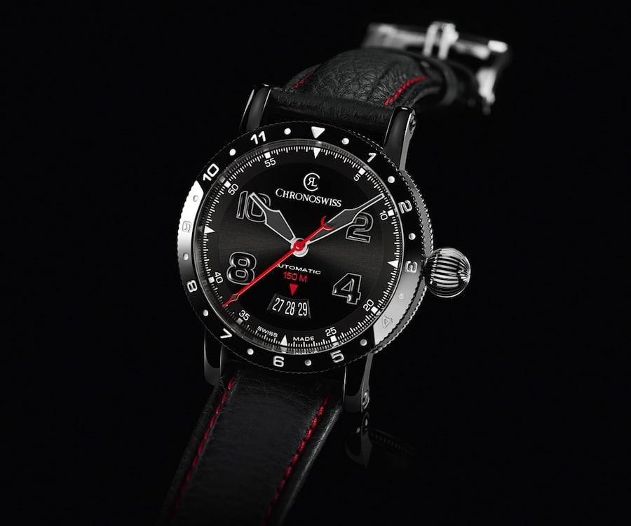 Chronoswiss: Timemaster 150