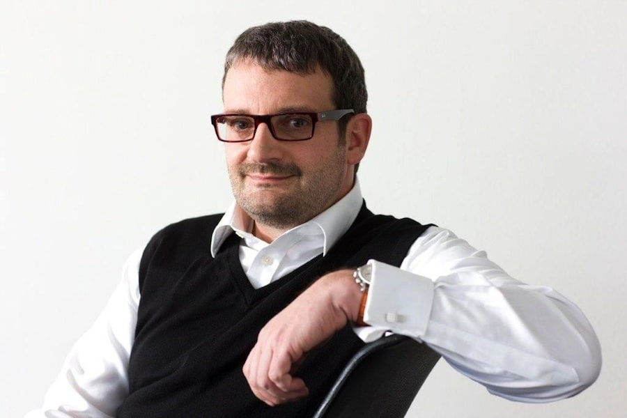 Frank-Michael Müller, Geschäftsführer Responsio. Das Meinungsforschungsinstitut hat die Daten für die UHREN-MAGAZIN-Umfrage erhoben.