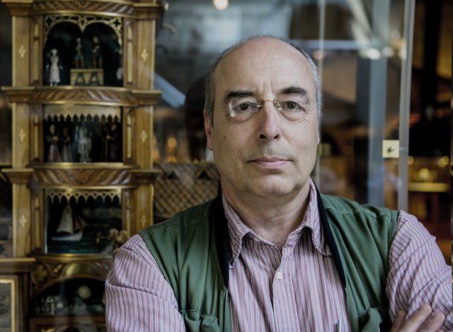 Prof. Dr. Ludwig Oechslin: Uhrmachermeister und Entwickler