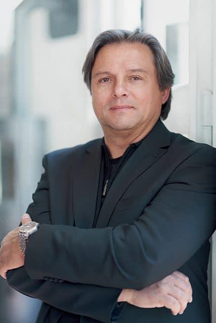 Manfred Brassler, Gestalter und Firmenchef von Meistersinger
