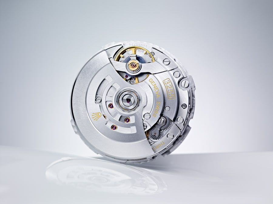 Rolex: Automatikkaliber 3255