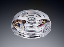 Die Ganggenauigkeit des neuen Rolex-Automatik-Kalibers 3255 ist doppelt so hoch, wie es die COSC fordert. Die neue Hemmung heißt Chronergy.