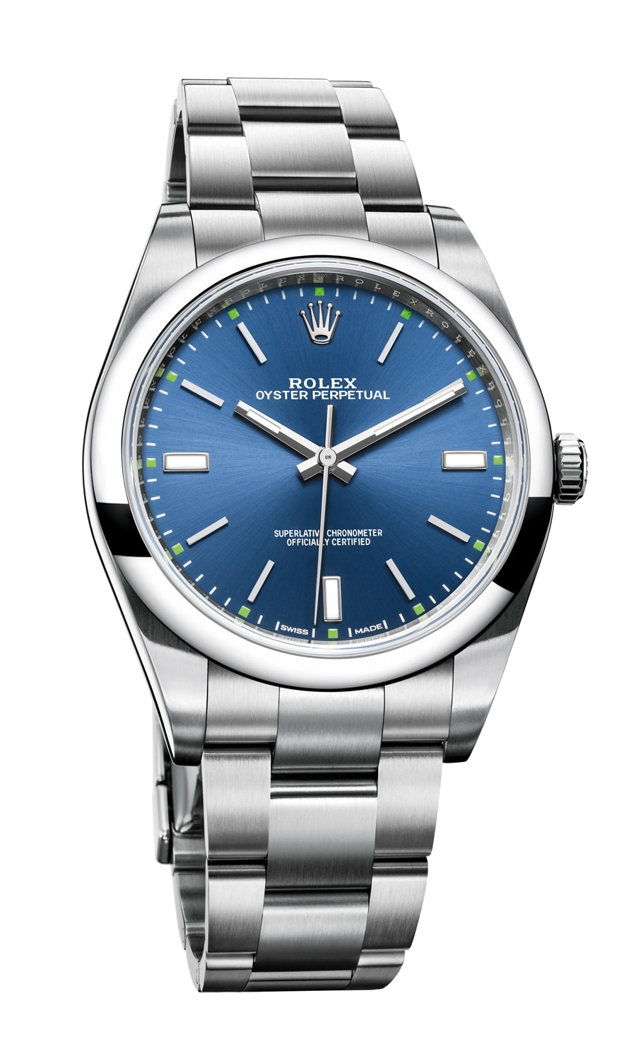Rolex: Oyster Perpetual 39