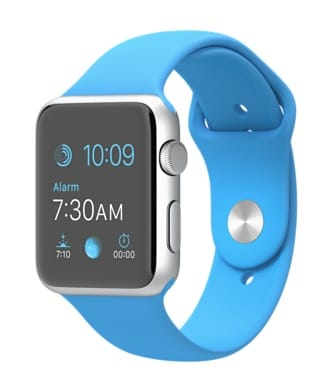Apple Watch Sport (449 Euro)