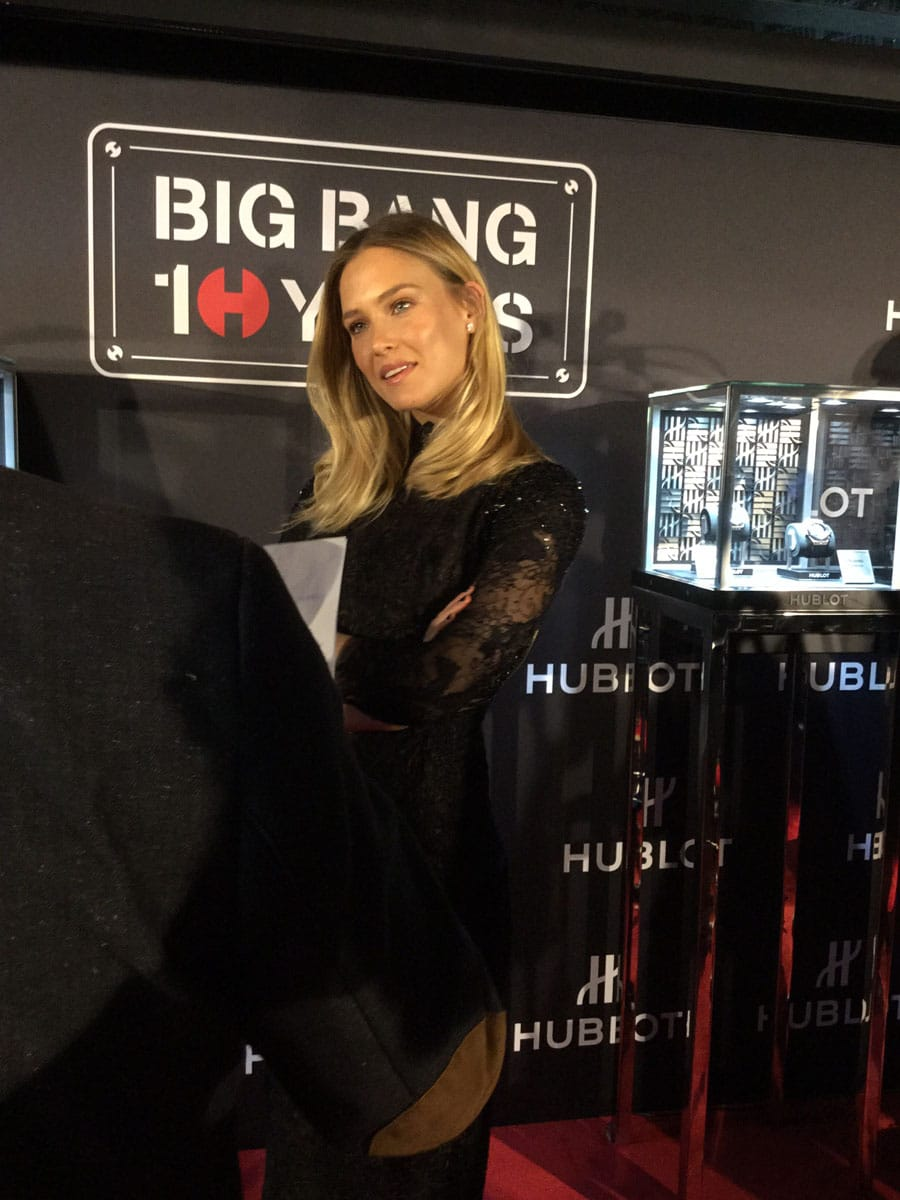 Supermodel Bar Refaeli im Interview mit Watchtime.net