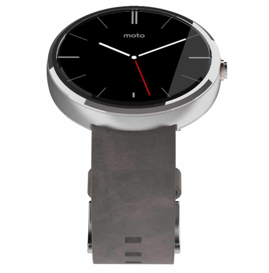 "Motorola: Moto 360, Band ""Stone Grey"""