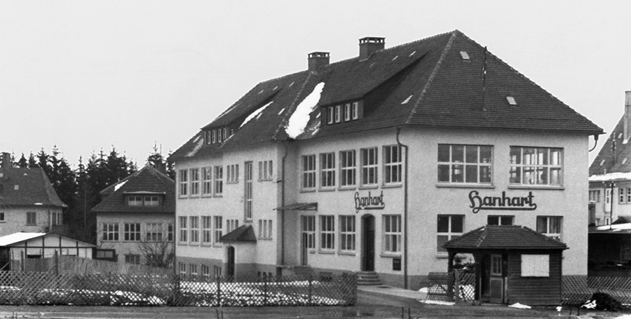 Hanhart: Fabrik in Schwenningen