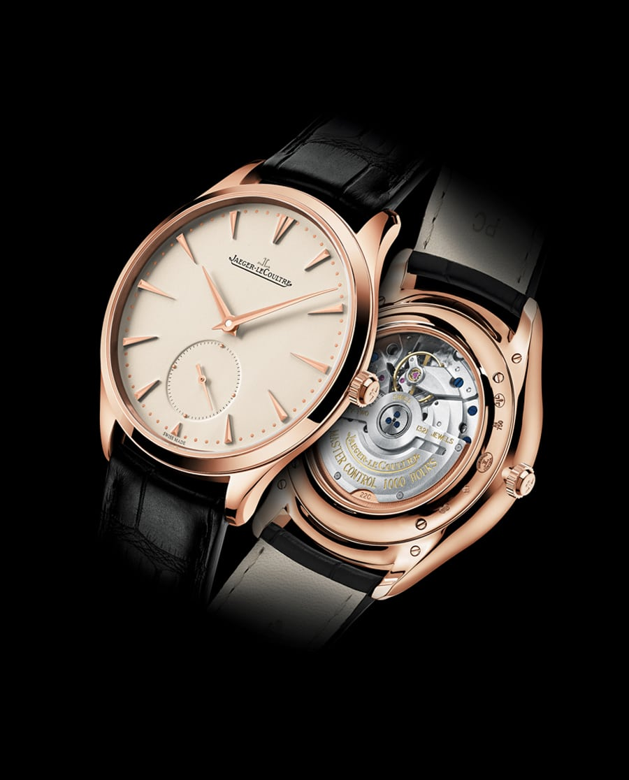 Jaeger-LeCoultre: Master Ultra Thin