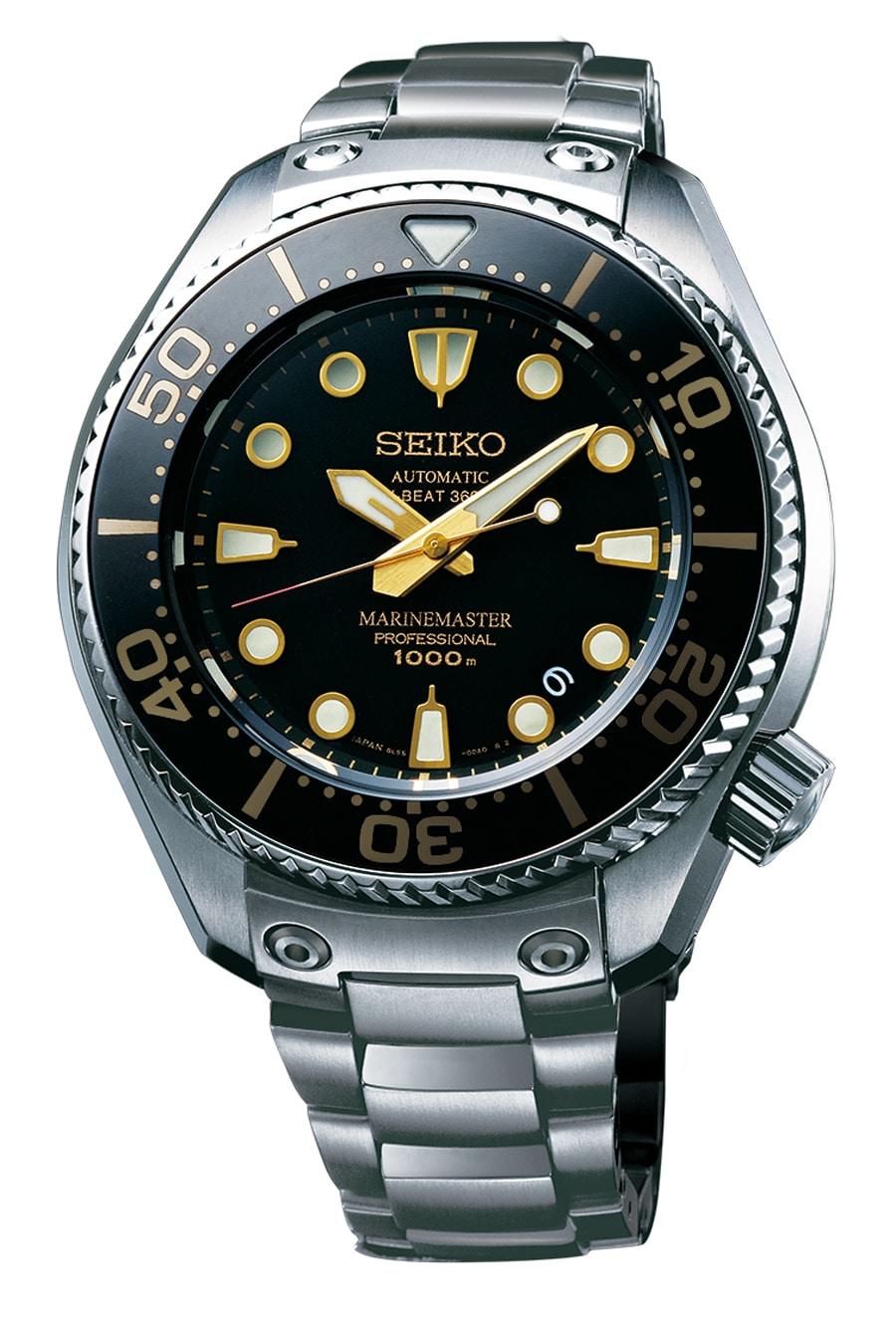 Seiko: Marinemaster Professional 1000 m Diver's Hi-Beat 36.000 Limited Edition SBEX001
