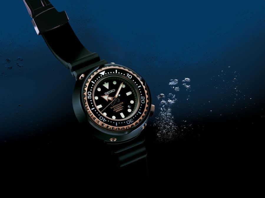 Seiko: Prospex Marinemaster Professional 1000 m Diver's SBDX014