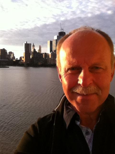 Der Gewinner des Chronos-Jahresabonnements: Jürgen Lidzba aus Cottbus