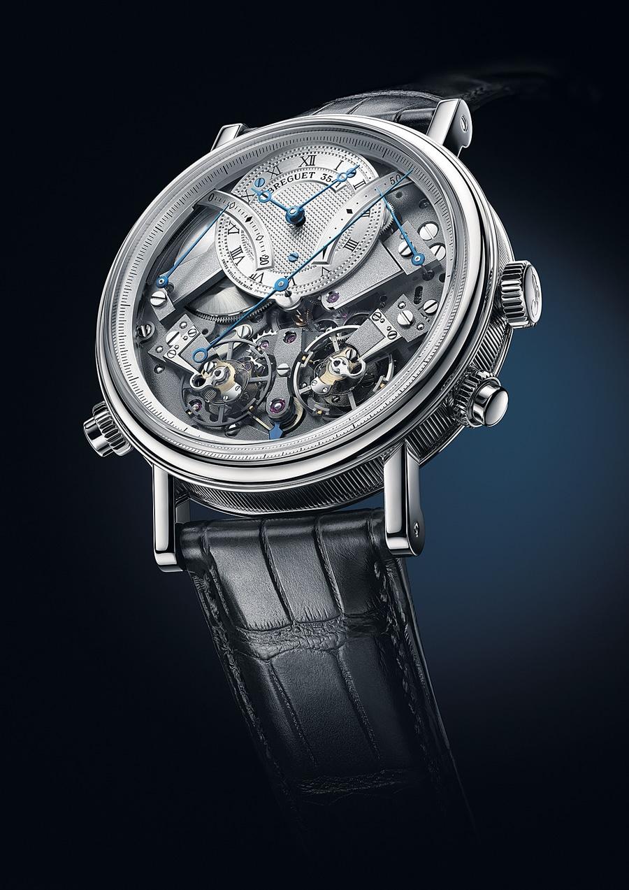 Breguet: Tradition Chronograph Indépendant