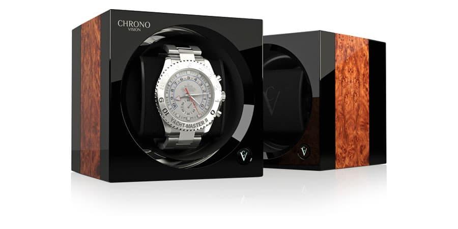 Designhütte: Uhrenbeweger Chronovision One