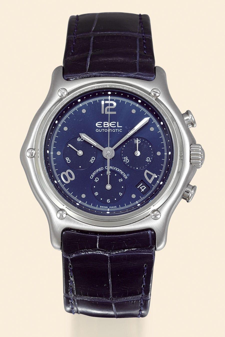 Ebel 1911 Chronograph Kaliber 134/400