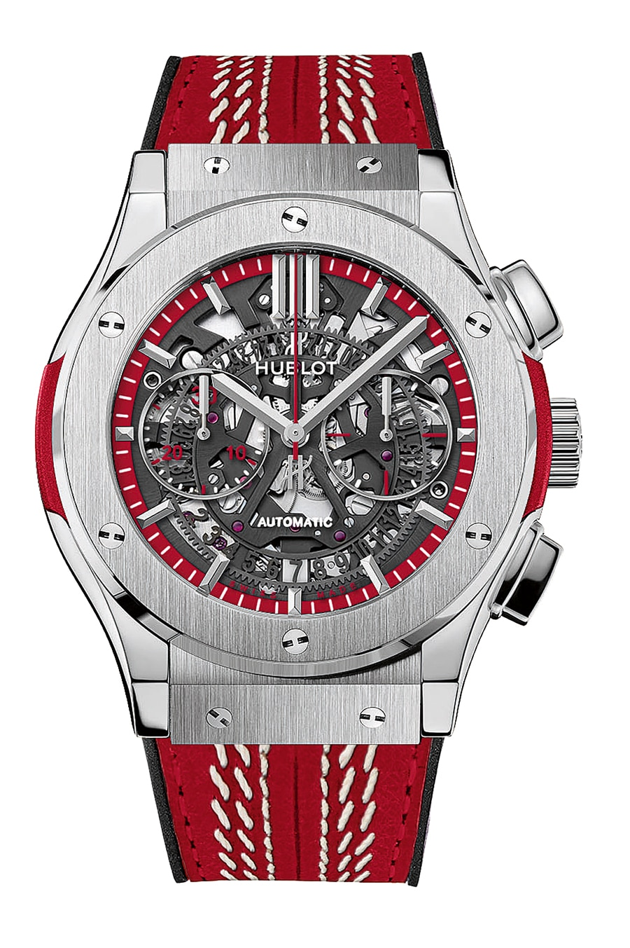 Hublot: Aerofusion Cricket World Cup 2015
