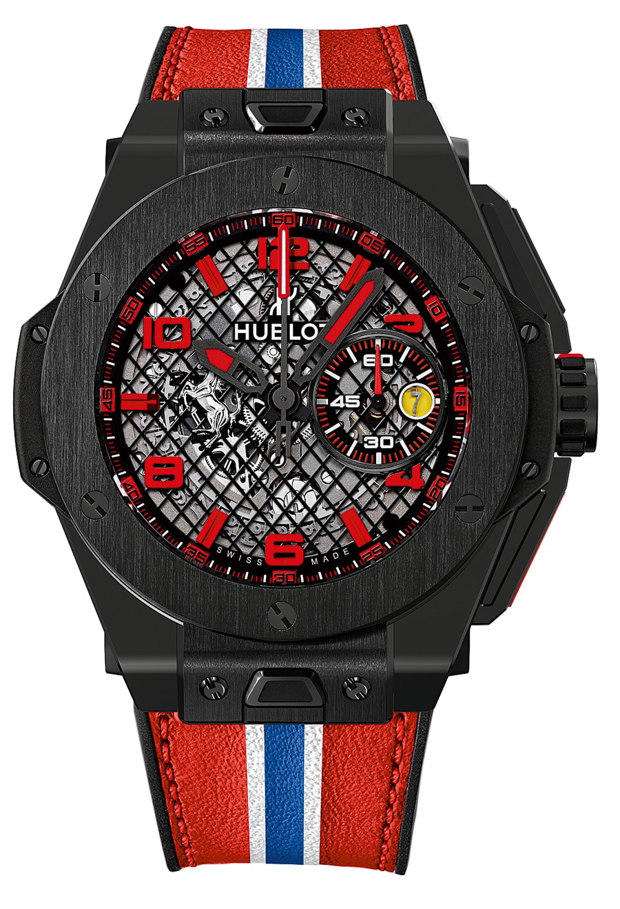 Hublot: Big Bang Ferrari Speciale Ceramic