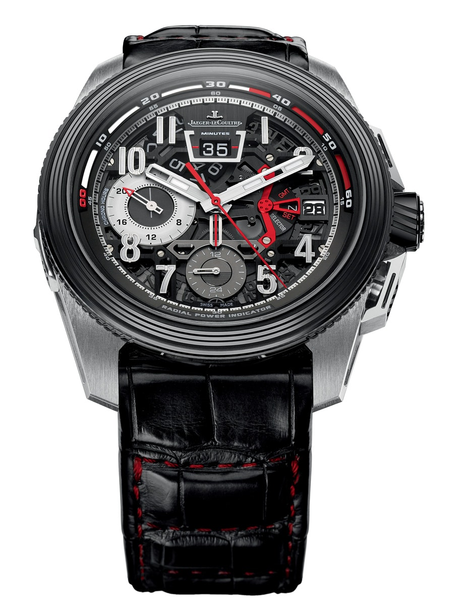 Jaeger-LeCoultre: Master Compressor Extreme LAB 2 Tribute to Geophysic
