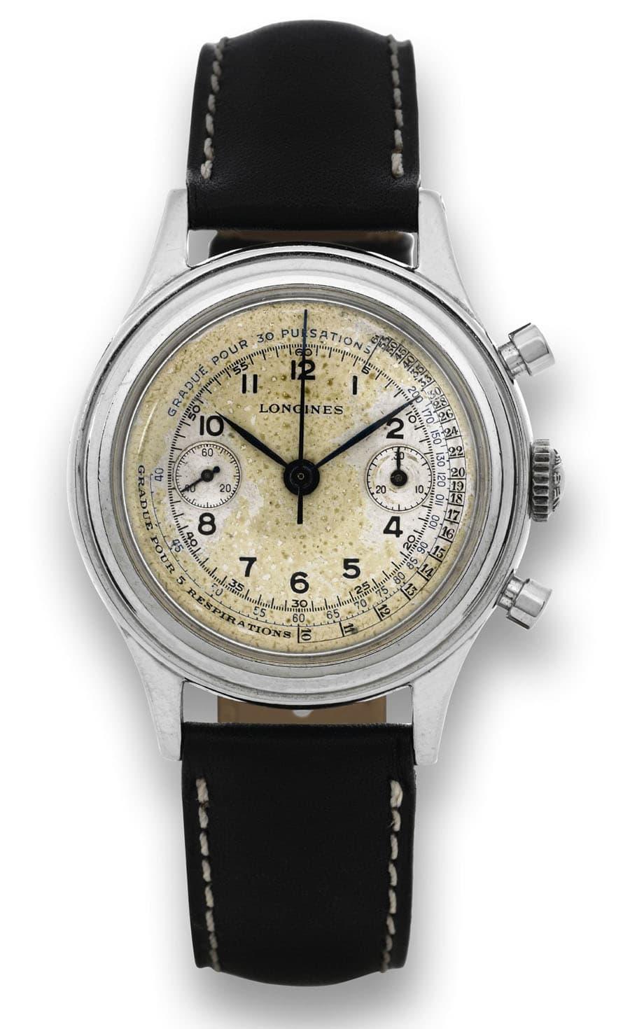 Longines Chronograph Kaliber 13ZN