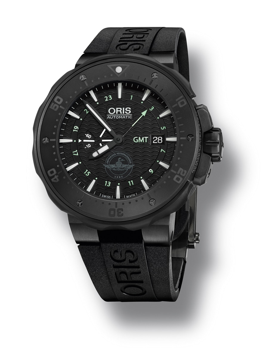 Oris: Force Recon GMT