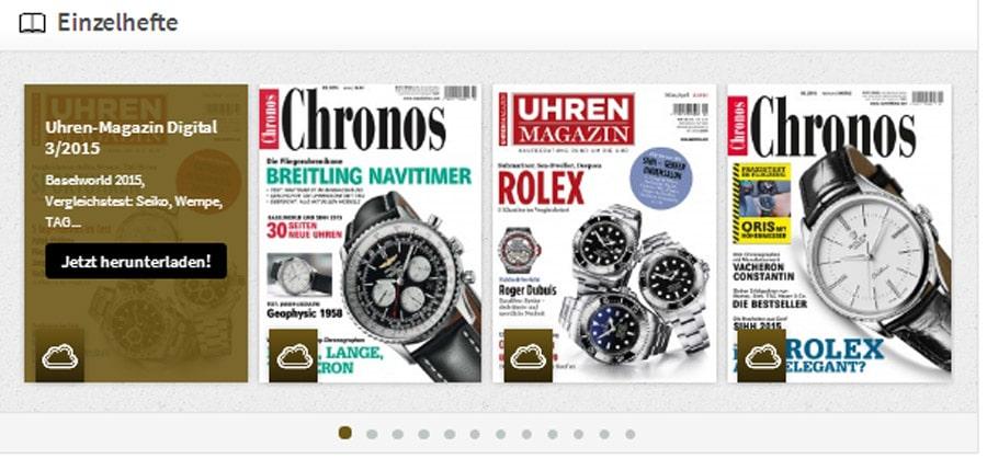 AboPlus: Digitale Bibliothek