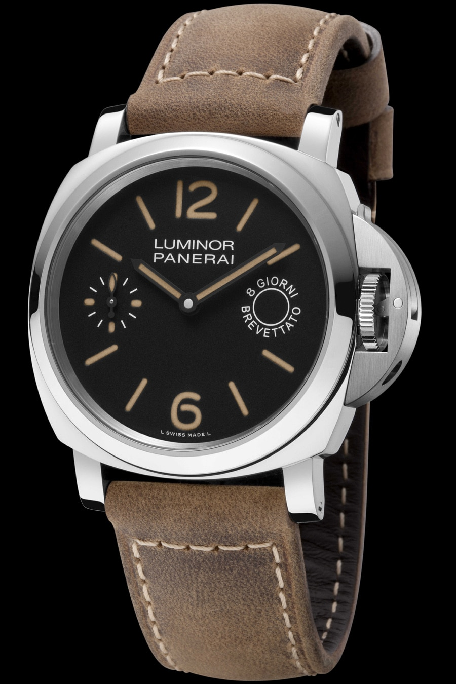 Panerai: Luminor Marina 8 Days Acciaio