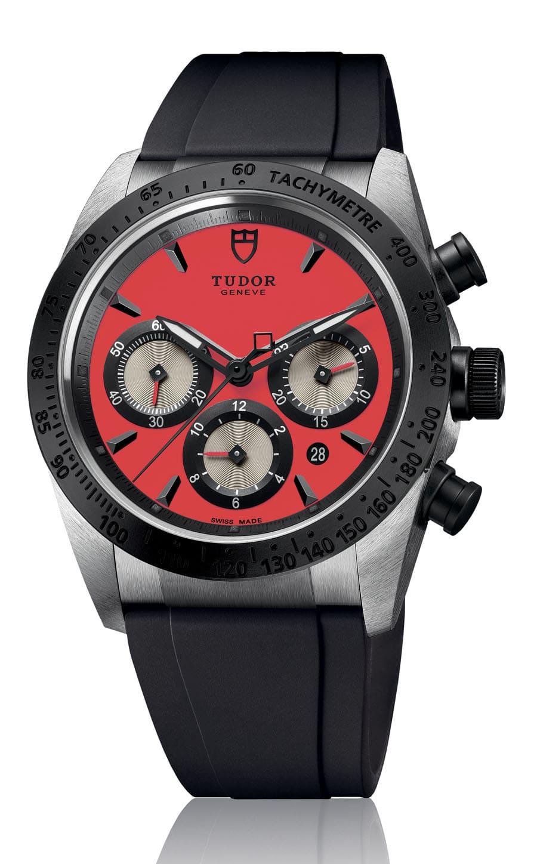 Tudor Ducati Scrambler Watch