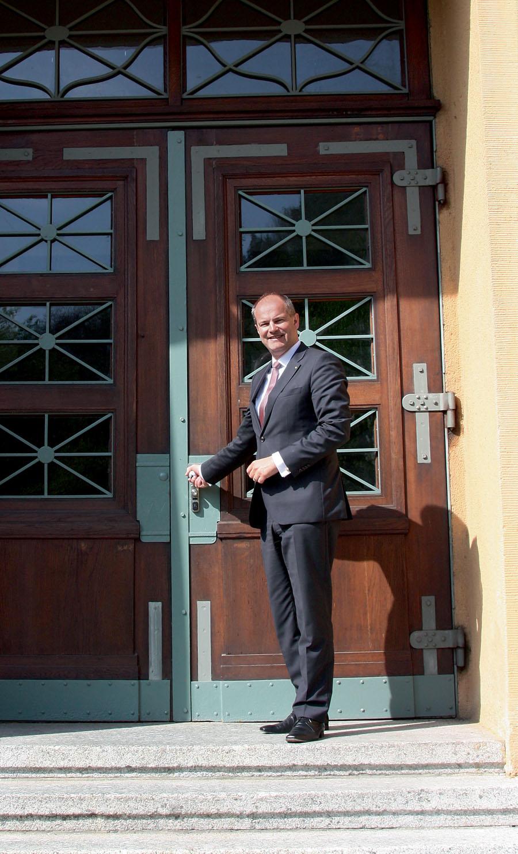Matthias Stotz gelang gemeinsam mit den neuen Inhabern von Junghans ein erfolgreicher Neustart nach der Insolvenz.