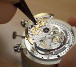 Ohne ihn geht nichts: Der Rotor liefert dem Automatikwerk die Energie