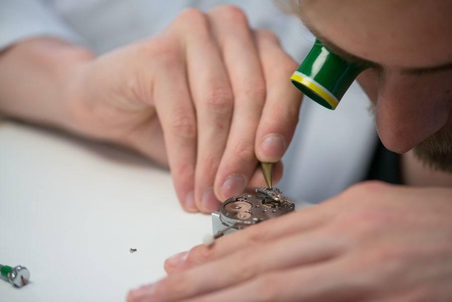 C.H.Wolf: Uhrmacherkunst aus Glashütte