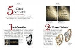 Diese fünf Geschichten müssen Sie kennen, um als Rolex-Experte bestehen zu können.